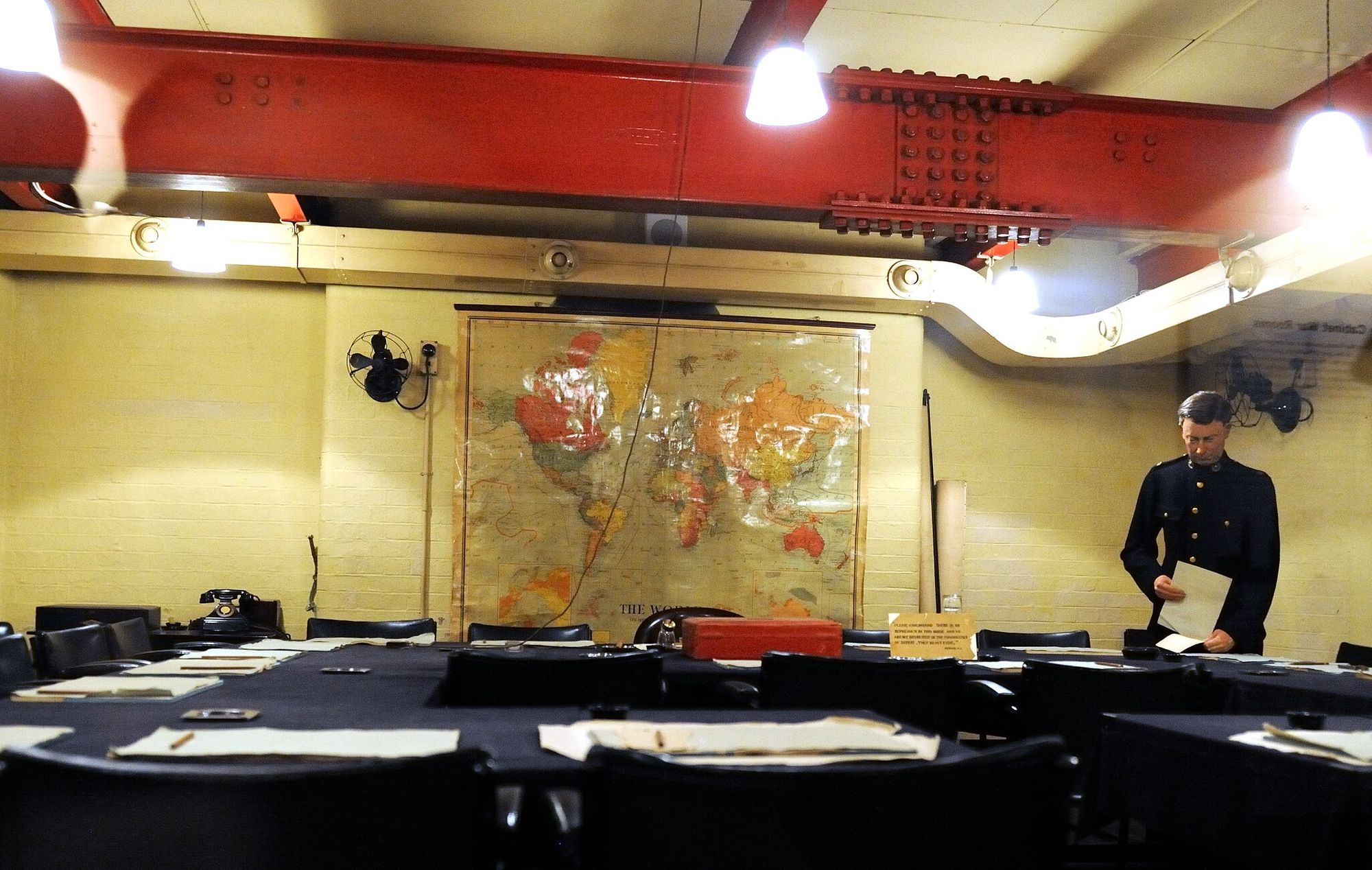 Operation Black Door - Churchill War Rooms Experience