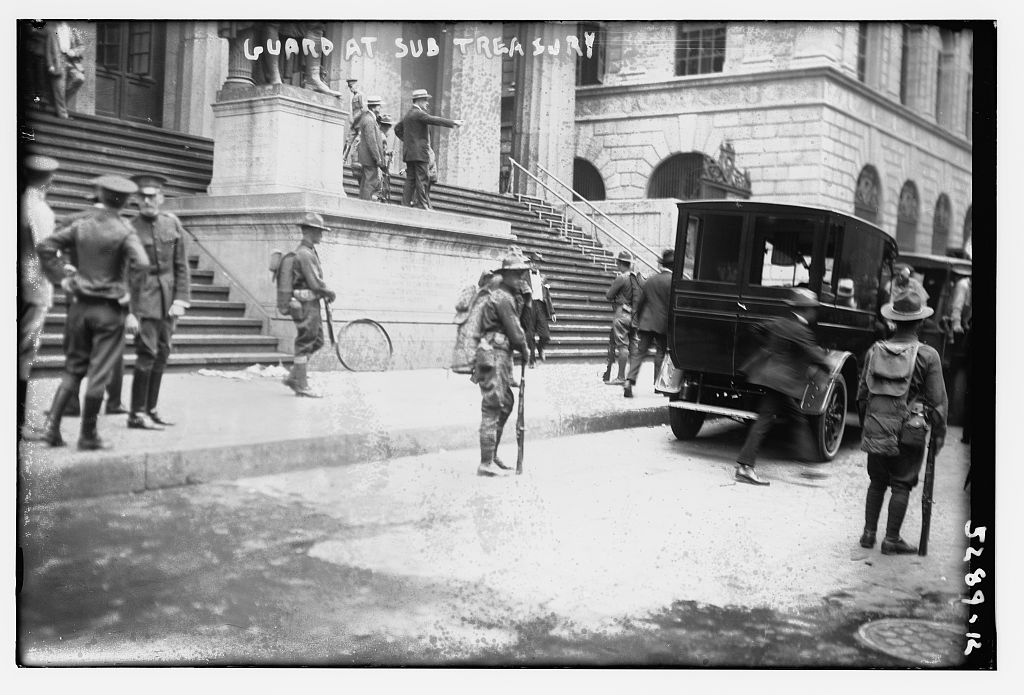 Bain News Service Photo Collection  Source: Library of Congress