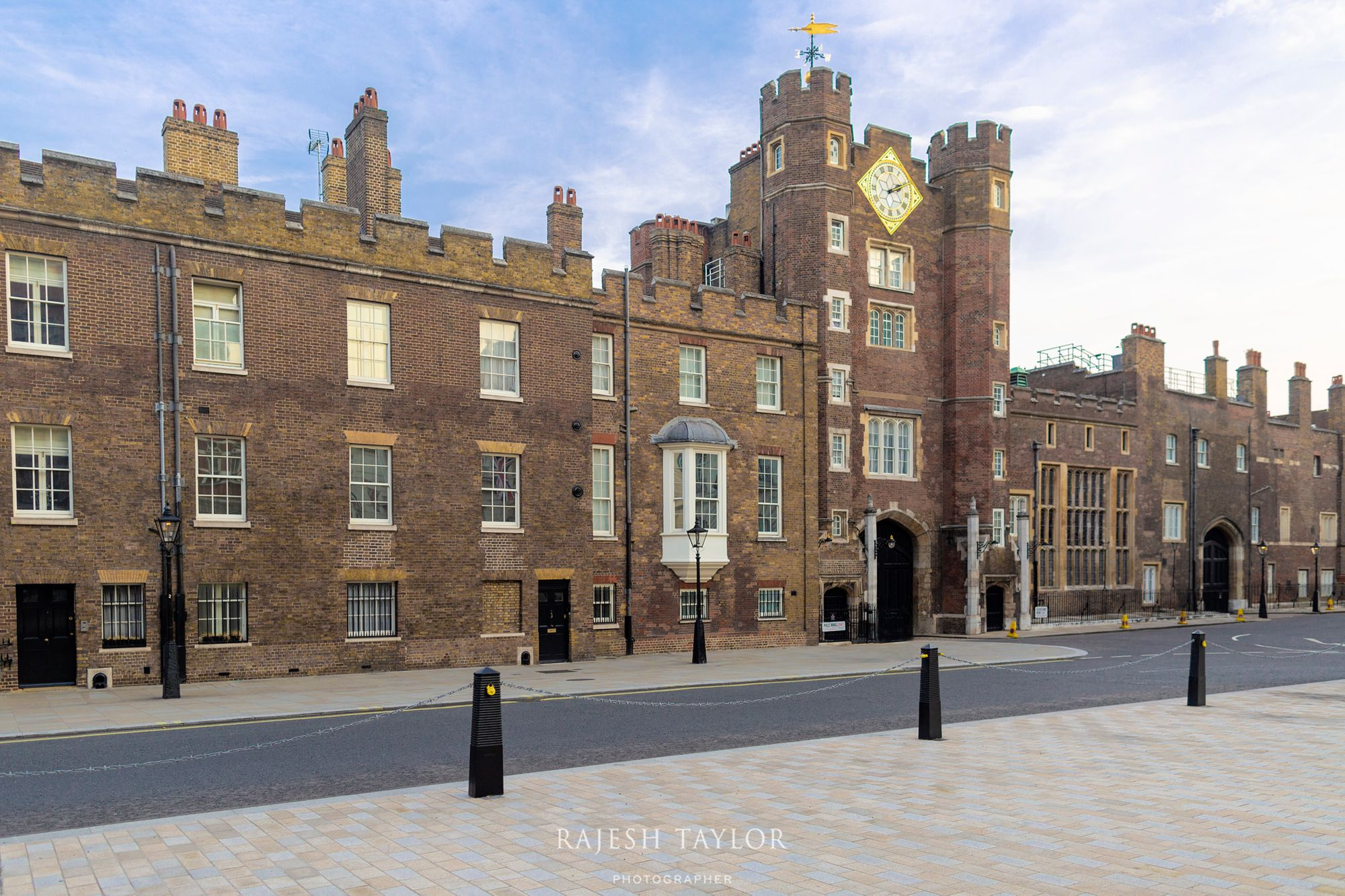 St. James's Palace, Pall Mall © Rajesh Taylor