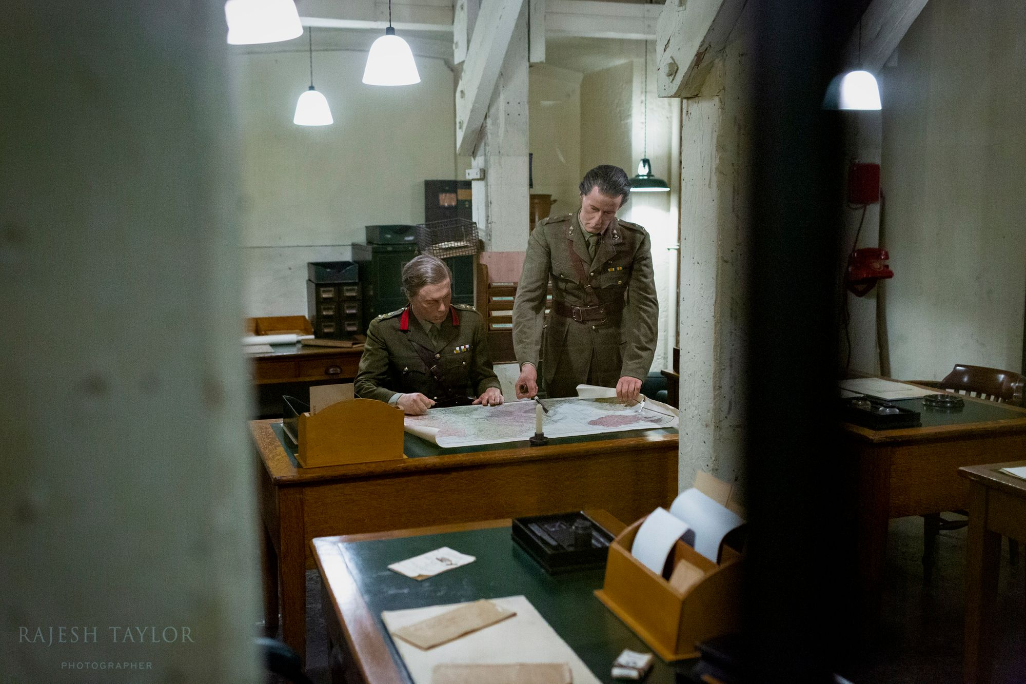 Churchill War Rooms © Rajesh Taylor