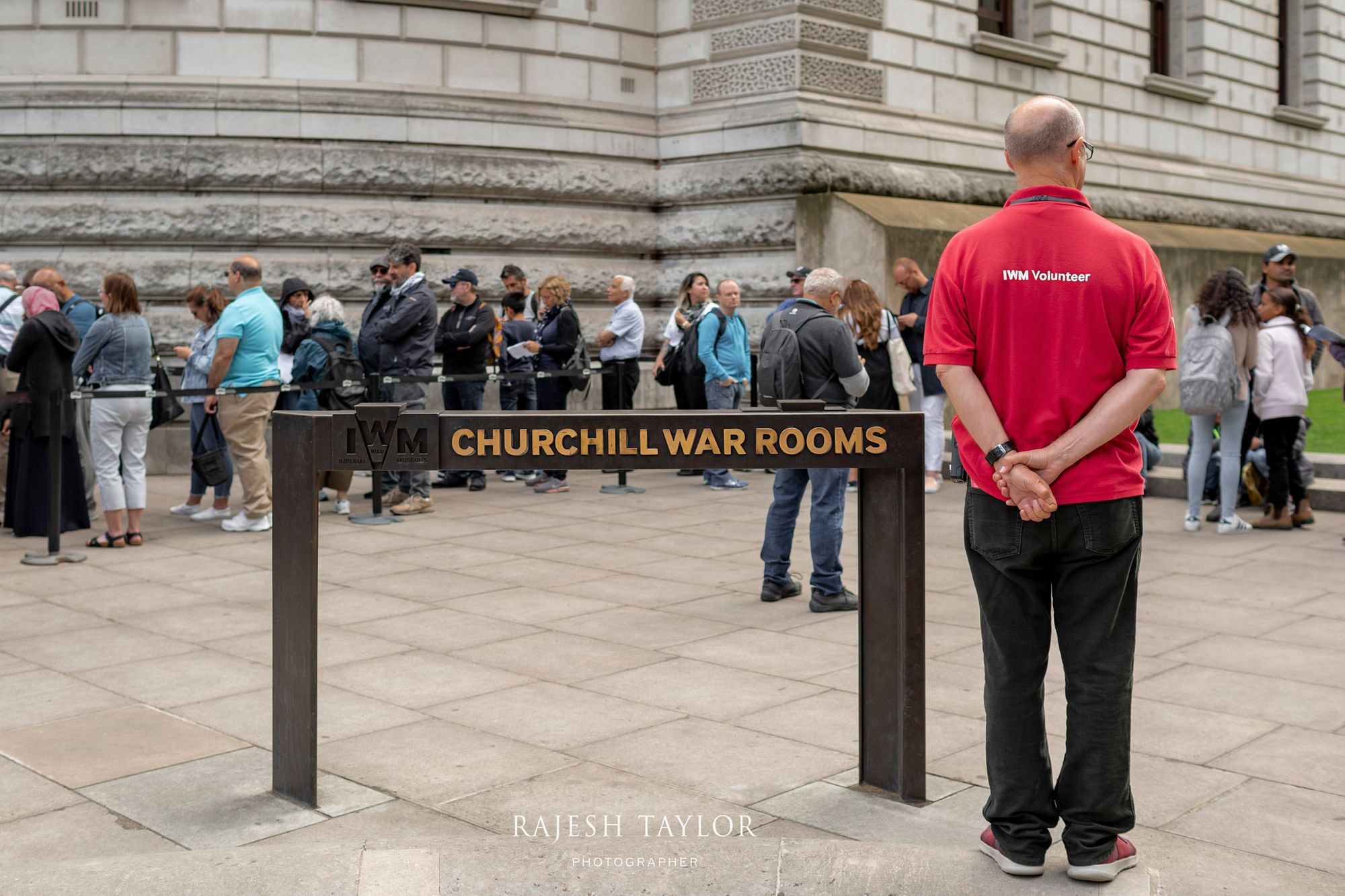 Pre-book your Churchill War Rooms Tickets in advance to avoid queues. © Rajesh Taylor