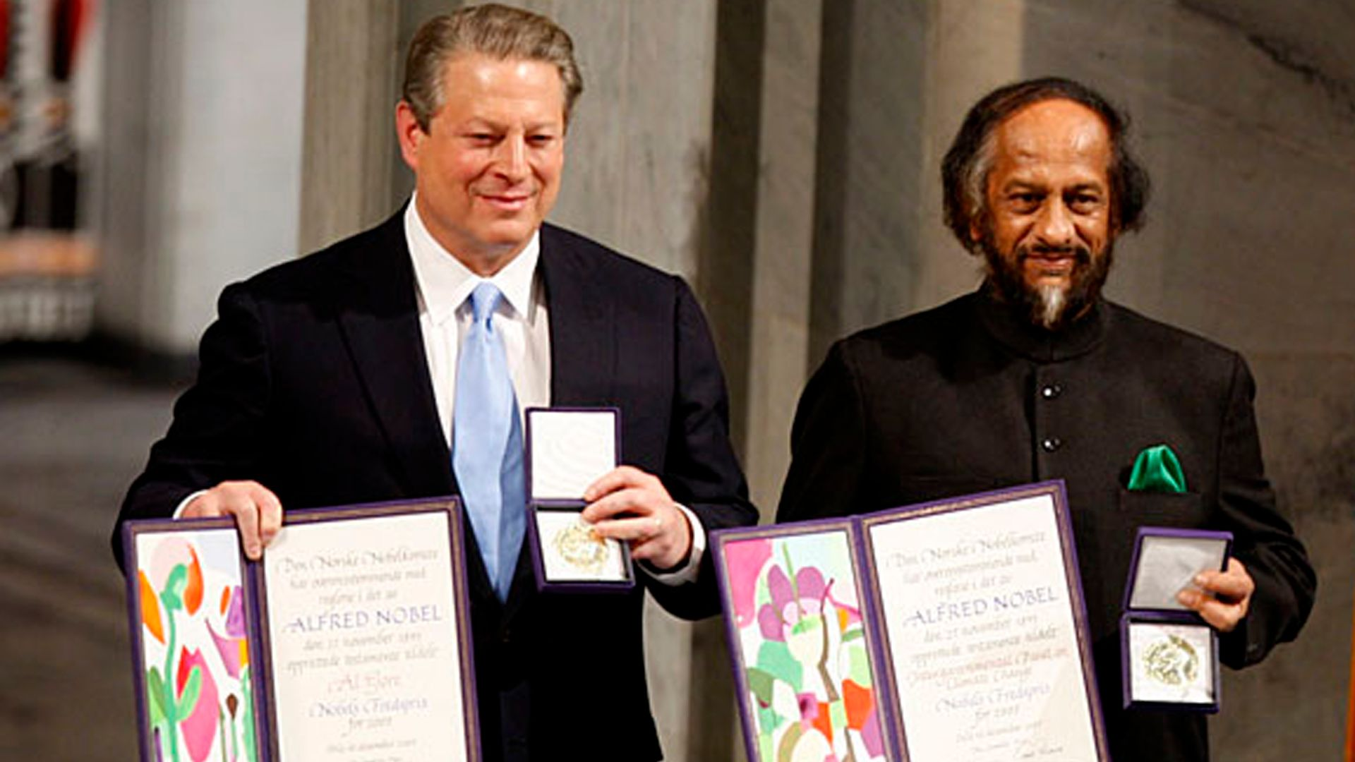 When Al Gore Won the Nobel Peace Prize