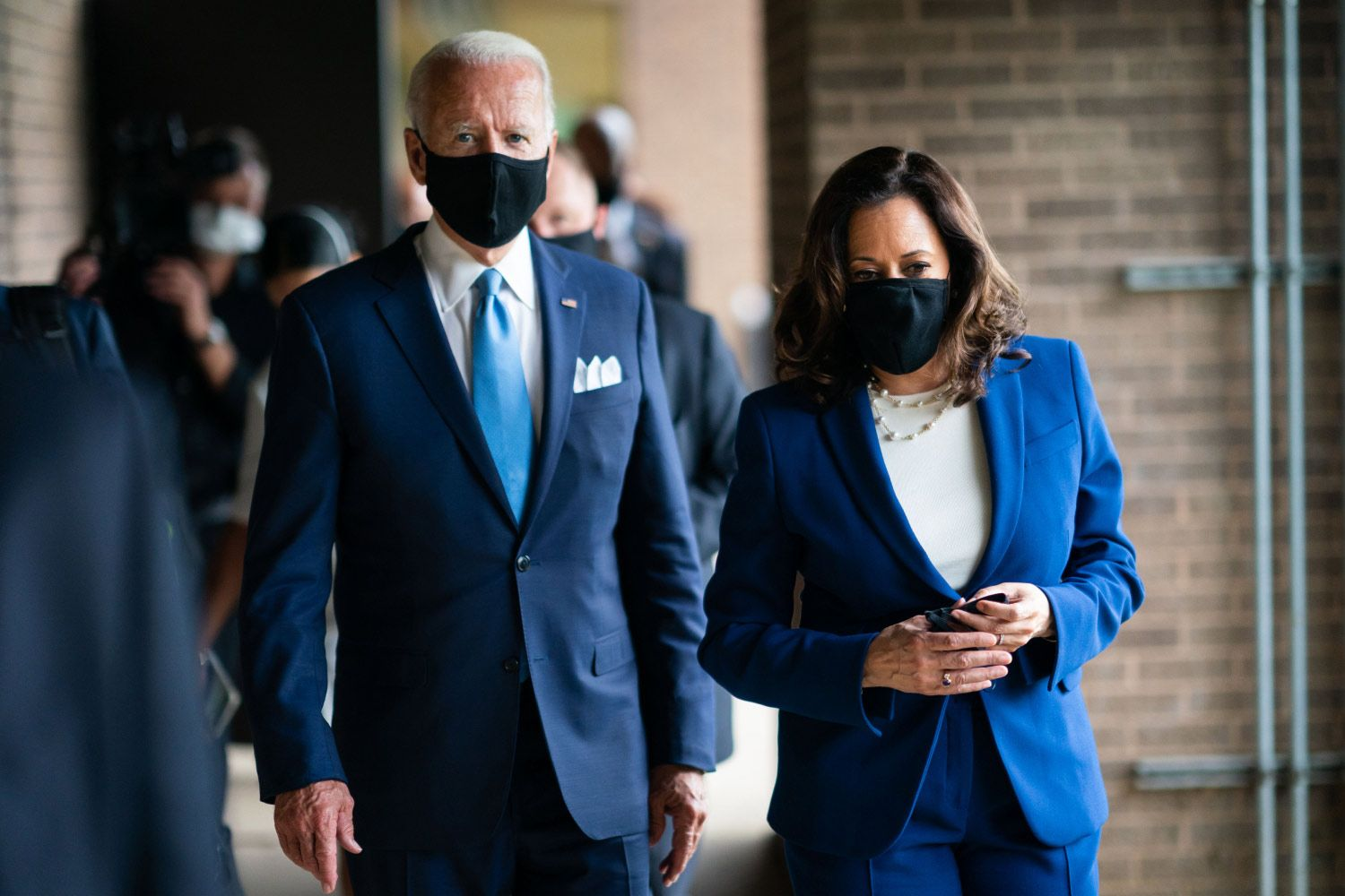 President Biden and VP Kamala Harris. Source: Whitehouse