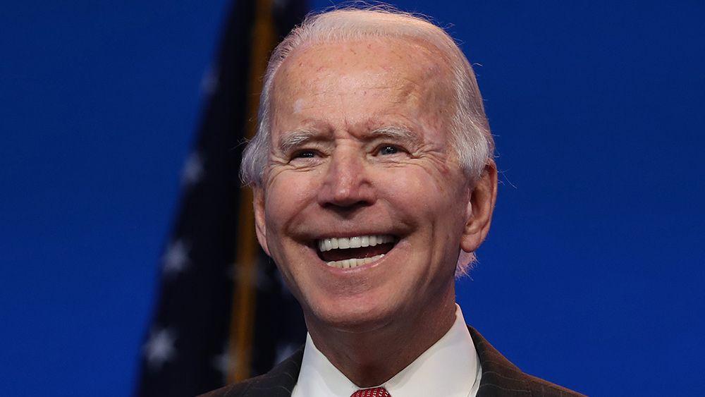 Leader of the Free World, President Biden