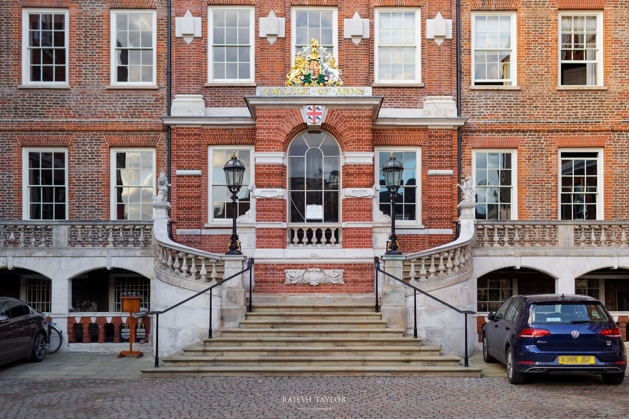 College of Arms © Rajesh Taylor