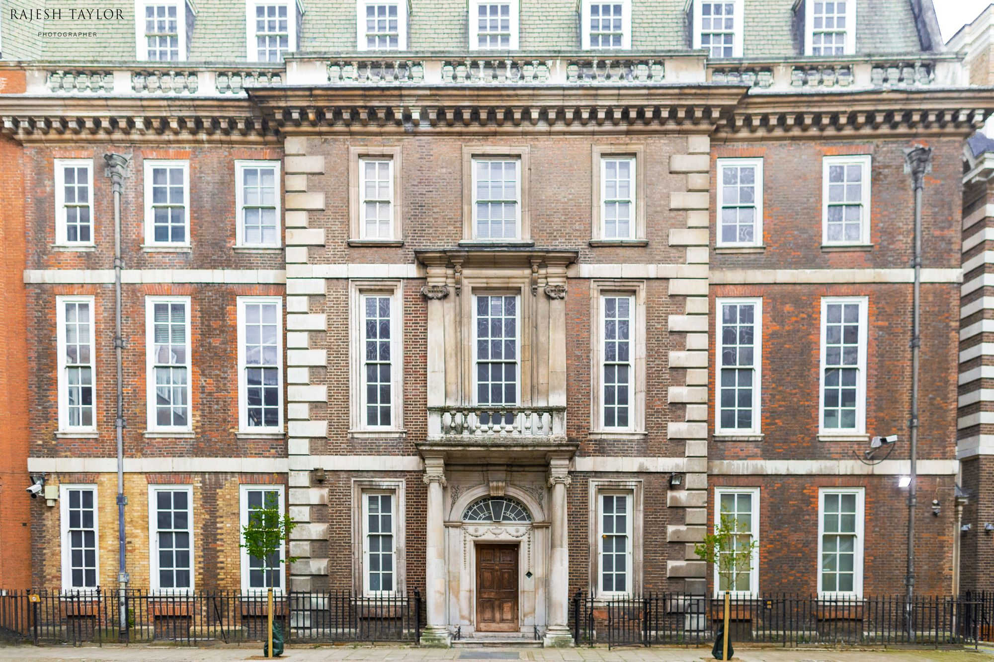 Harrington House on Craig's Court © Rajesh Taylor