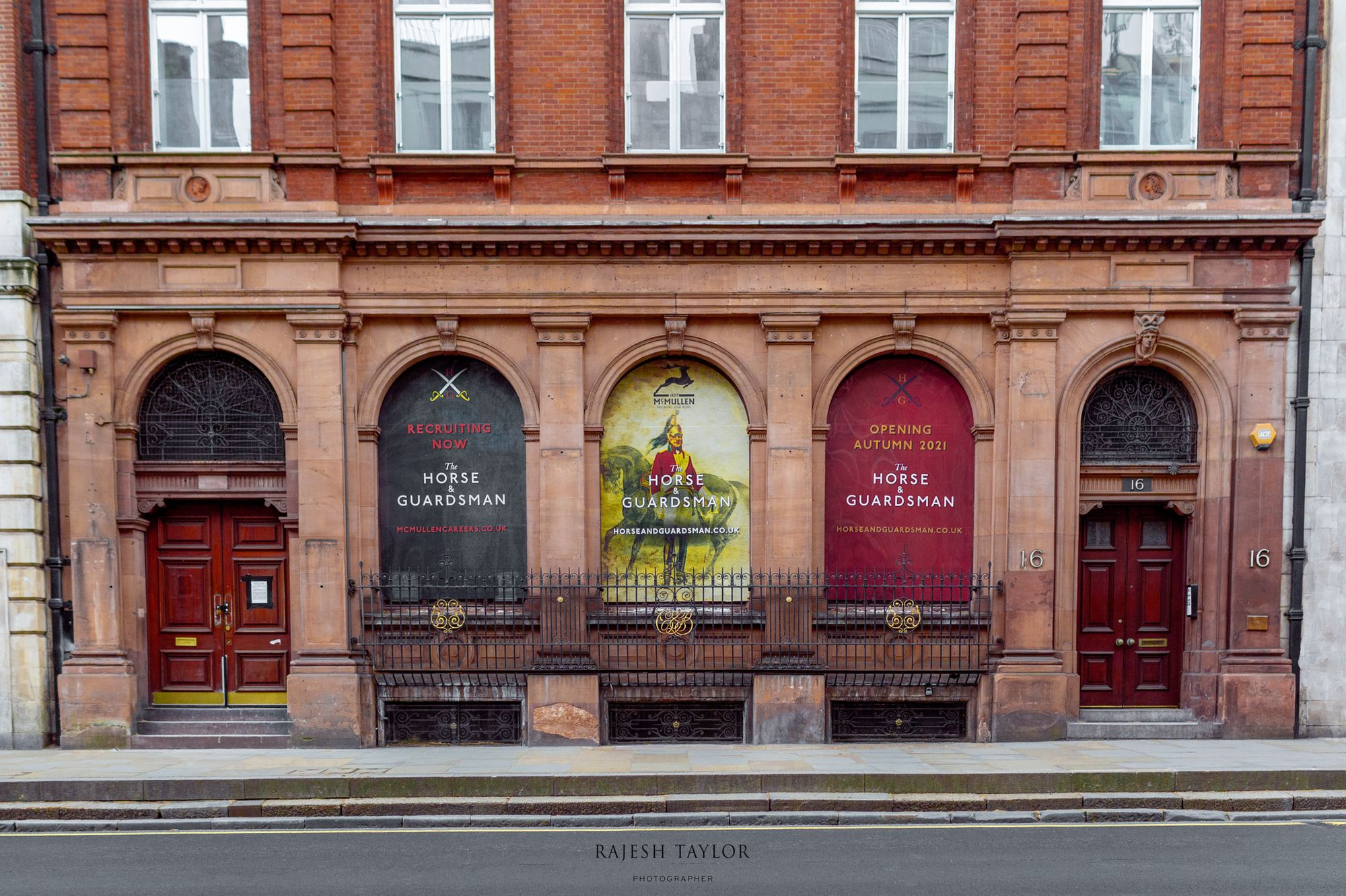 The Horse and Guardsman Pub 16-18 Whitehall © Rajesh Taylor